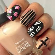 100 simple diy nail art design ideas