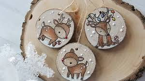 wooden christmas ornaments and s