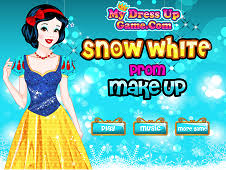 snow white prom make up snow white