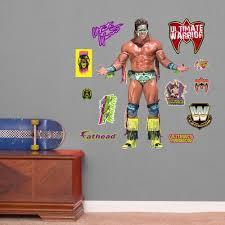 Fathead Wwe Seth Rollins Peel And Stick Wall Decal Wayfair