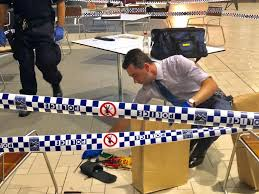 Brisbane Airport lockdown: Police shoot ...