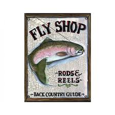 fly vintage sign personalized