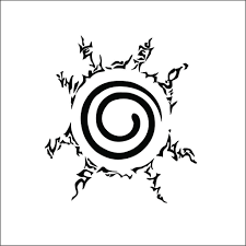 4 95 Naruto Seal Logo Decal Sticker Car Window Laptop Tablet Wall Locker Ebay Home Garden Naruto Tattoo Anime Tattoos Seal Tattoo