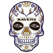 Baltimore Ravens Wall Decals Wall Decor The Home Depot