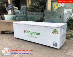Thanh lý tủ đông kangaroo 1400l - Thiết Bị Nhà Hàng Việt