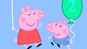 Peppa Pig En Espanol Cumpleanos De Georges Pepa La Cerdita