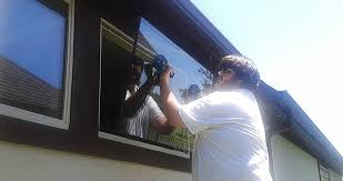 houston glass company window repair