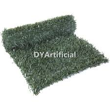 Outdoor Faux Hedge Privacy Screen Weaving Fence Dongyi
