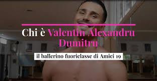 Amici 2020: chi è Valentin, ballerino di Maria De Filippi