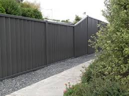 Slate Fence Google Search Grey Fence Paint House Exterior Grey Exterior