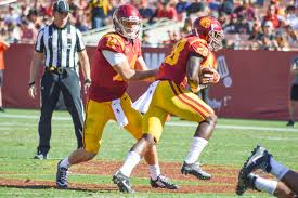 USC football releases depth chart ...