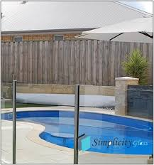 Reasons Why Are You Advised To Avoid Diy Glass Pool Fencing Installation Simplicity Glass