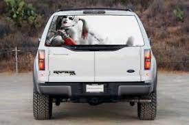 Harley Quinn Car Rear Window Decal Sticker Car Truck Suv Van Batman Knight 154 Ebay