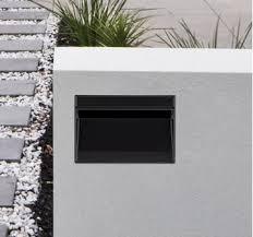 Brick In Letterbox Designs In Australia Sandleford