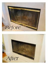 some like it hot fireplace doors