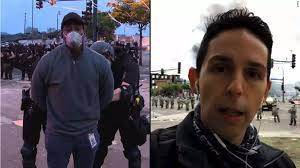 black Latino CNN reporter was arrested ...