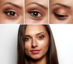 glam hazel eyes makeup tutorial video