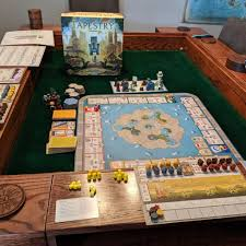 Review of Tapestry – The Meeple Street