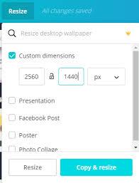 create your own wallpaper for desktop