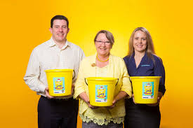 Charity gives joy by the bucketful | Noosa News