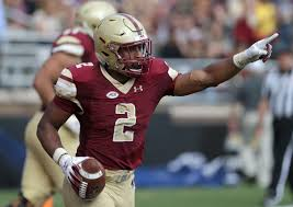 boston college releases 2019 football