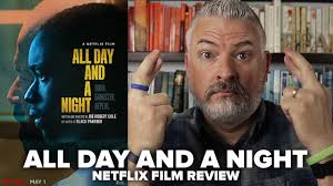 All Day and a Night (2020) Netflix Film Review - YouTube