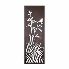 Cirtex Flax Decorative Panel Garden Screens Mitre 10