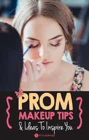 top 10 prom makeup tips and ideas to