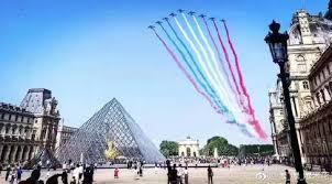 法国国庆大阅兵#