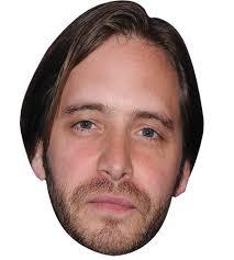 Aaron Stanford Celebrity Big Head - Celebrity Cutouts