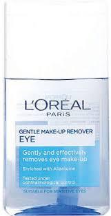 l paris eye makeup remover 125 ml