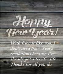 happy new year wishes quotes for friends best wishes