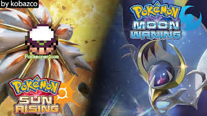 https://youtu.be/tf13sibwOho Pokemon Rising Sun and Pokemon Waning Moon CIA  File and 3DS File The Game is from kobazco