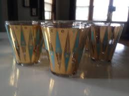 georges briard tumbler glasses vintage