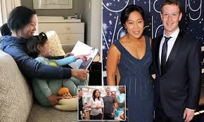 How Mark Zuckerberg and wife Priscilla Chan live & work together including  weekly scheduled meetings | Daily Mail Online