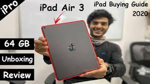 Apple iPad Air 3 64GB Unboxing 2020 ...