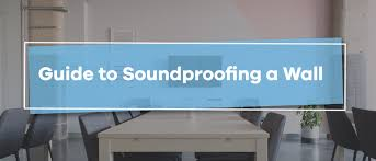 how to soundproof a wall soundproof cow