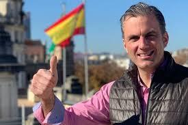 """Javier Ortega Smith: """"Queremos que en la Argentina surja una alternativa  como Vox"""" - LA NACION"""