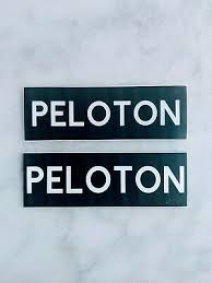 Decals Stickers Wall Peloton Decal Sticker For Car Window White Sporting Goods Cub Co Jp