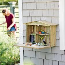 garden tool storage ideas the family
