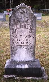 Iva E. Richardson Winn (1887-1926) - Find A Grave Memorial
