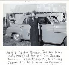 Betty Adeline Briscoe Jacobs (with picture)