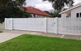 Picket Fences Products Hobsons Bay Pickets Traditional Modern Picket Fences Letterboxes Gates Automated Glass Pool Fencing Picket Fence Pool Fence