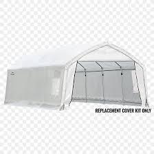 canopy shelter logic garage in a box