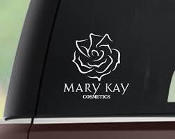 Mary Kay Car Decal Etsy