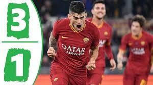 Roma-Spal 3-1 highlights e gol: allungo Champions per i ...