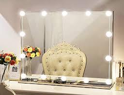 xbuty vanity mirror lights kit