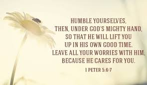 best bible verses about humility and encouraging scriptures