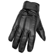 sand filled cut resistant leather gloves