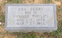 Ada Perry Phillips (1879-1954) - Find A Grave Memorial